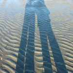 Sandbar shadows