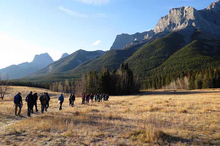Heading off to the mountains for a workshop in Canmore, Alberta.