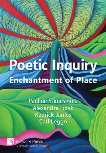 Poetic Inquiry Enchantment of Place - cover